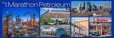 Imagen corporativa de Marathon Petroleum