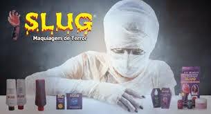Slug Maquiagem de Terror