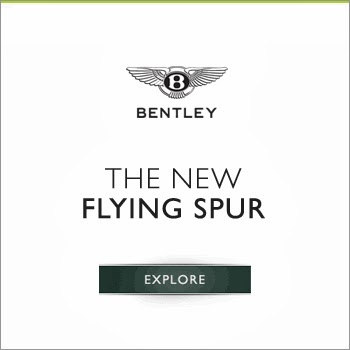 Bentley's new Flying Spur