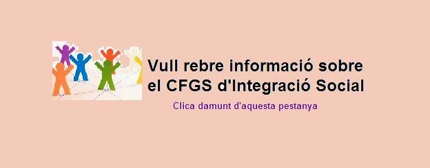 Demana informació sobre el Cicle formatiu: