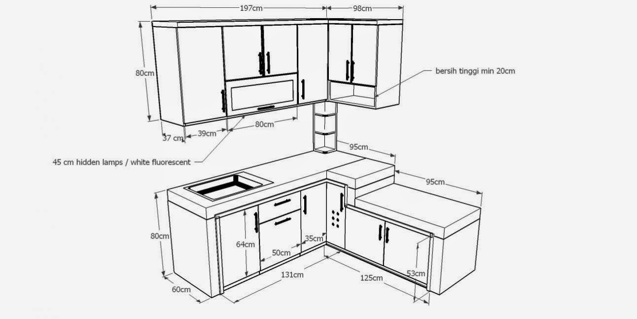 design 3D kitchen set