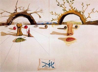 Amants pacients (Salvador Dalí)