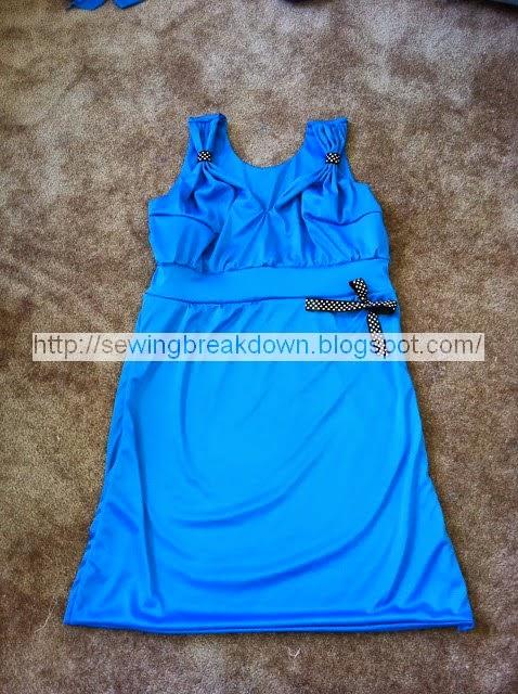 خطوات خياطة فستان بالصوّر
