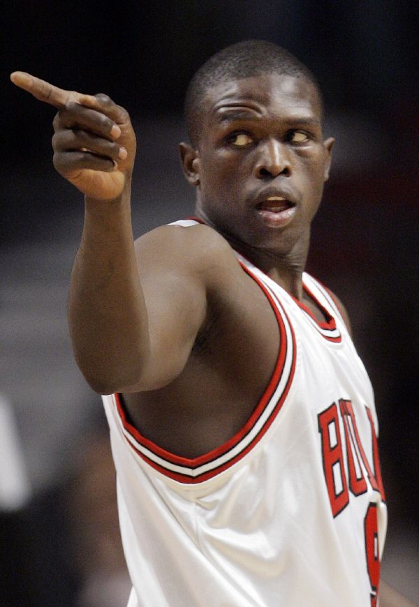 luol deng how tall