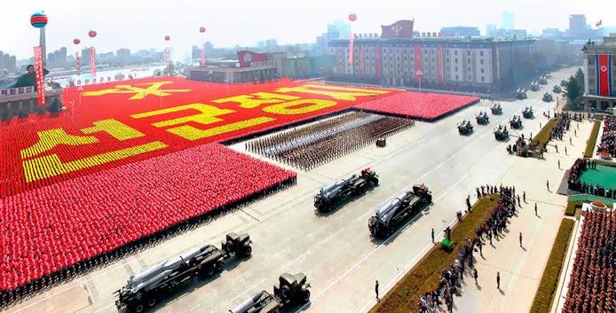 regering noord korea