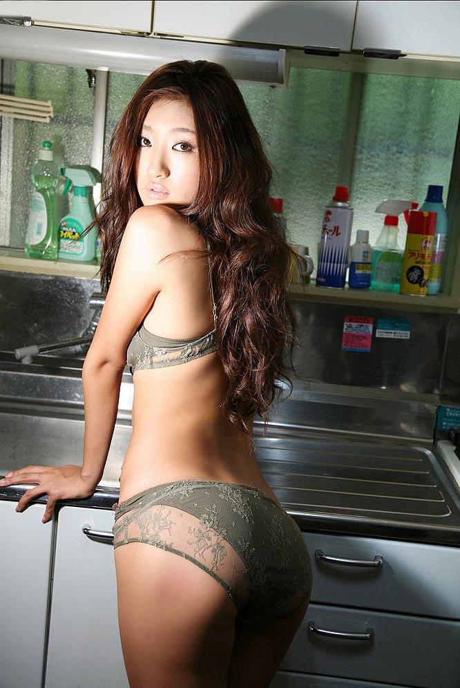 sayaka ando sexy bikini photos 05