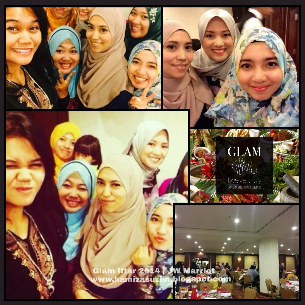 Glam Event, Glam Iftar, Glampreneurs, The Diamond Circle, JW Marriot, Hamiza Suzlin