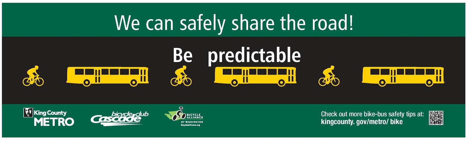 how to ride a bike safely on the road