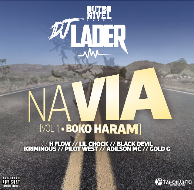 Dj Lader - Na Via Vol.1 (Boko Haram)‏