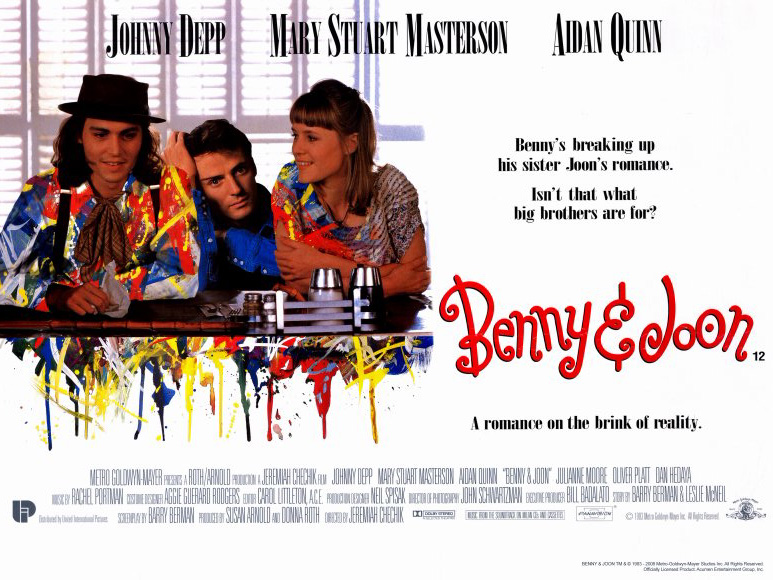 """psychology and mental illness in the movie benny and joon All over the globe, mental illnesses in various degrees affect  her to a child  psychologist who prescribes medication that will eradicate her hallucinations   directed by jeremiah s chechik, """"benny and joon"""" became a."""