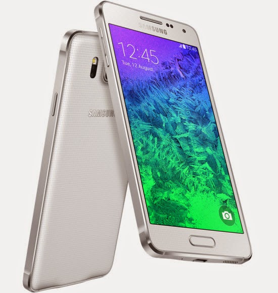 Samsung Galaxy Alpha SM-G850S