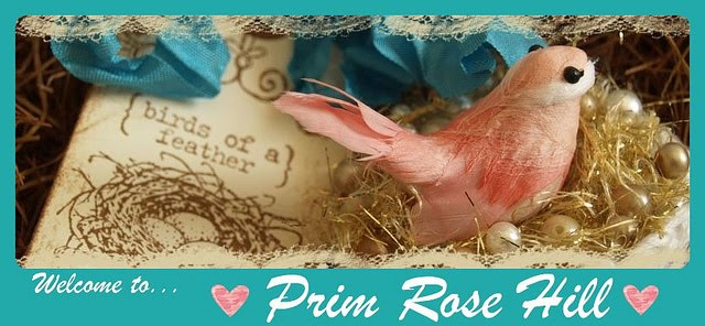 Prim Rose Hill Studio