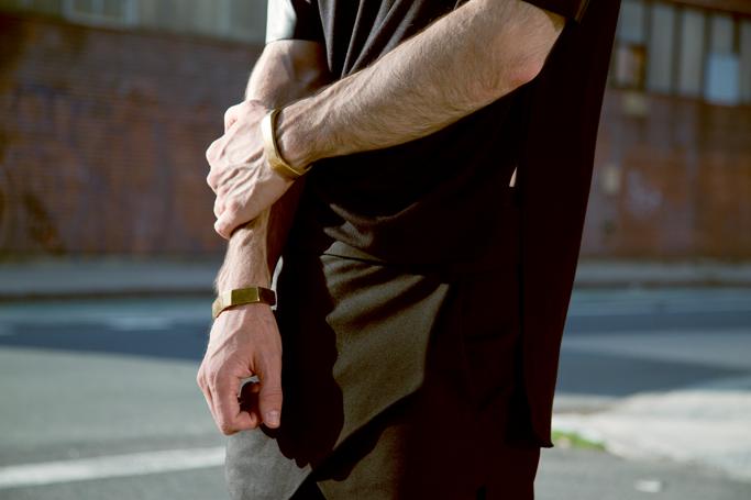 Zara skort with leather leggings   Thisfruitblogs.com