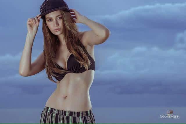 Look arci munoz bikini sexy in palawan showbiznest
