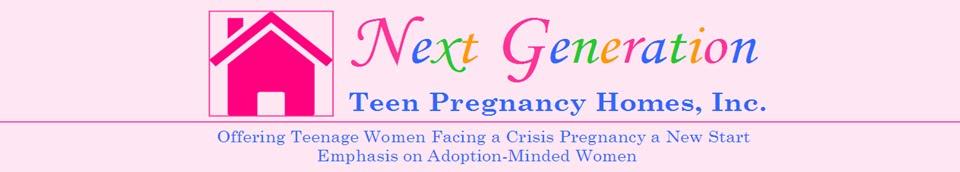 Next Generation - Teen Pregnancy Homes, Inc.