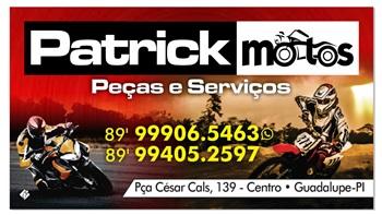PATRICK MOTOS PEÇAS E SERVIÇOS