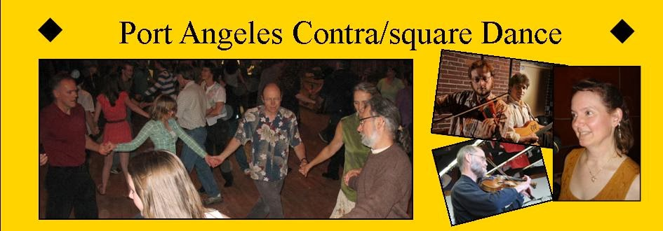 Port Angeles Contra Dance