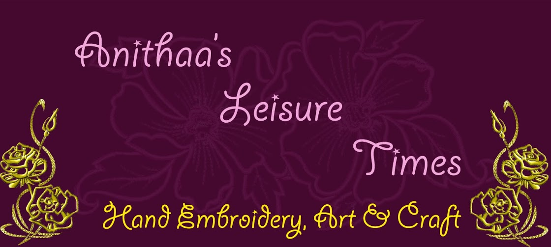 Hand Embroidery, Art & Craft