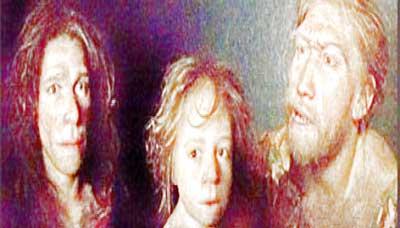 Clonación hombre prehistórico