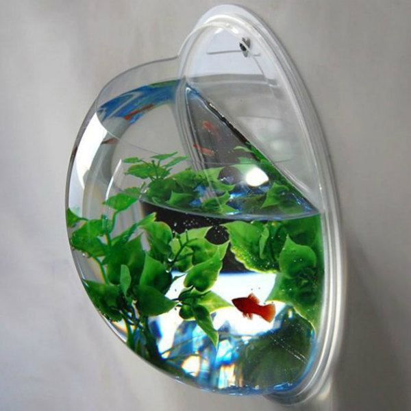 20 creative and unusual fish tank aquariums spicytec. Black Bedroom Furniture Sets. Home Design Ideas
