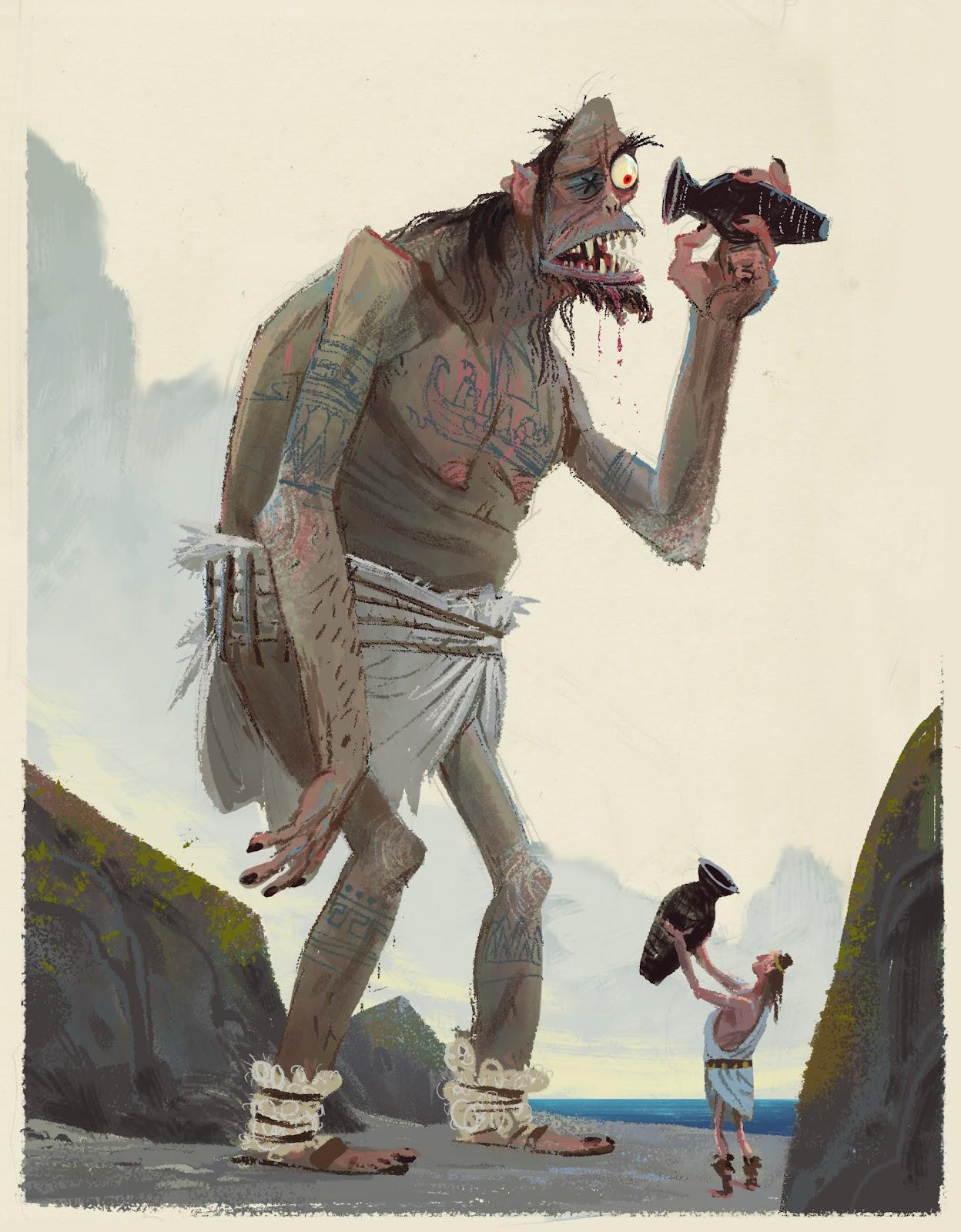 Polyphemus Cyclops | www.pixshark.com - Images Galleries ...