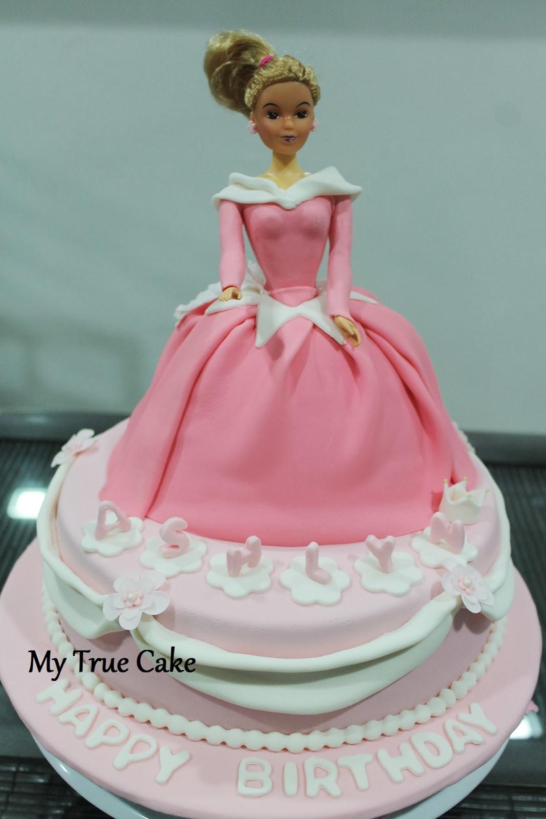 My True Cake: Princess Aurora Cake