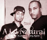 A lo Natural - Arcangel ft. Algenis