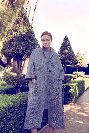 Kate Bosworth for The Edit (Net-A-Porter's digital magazine)