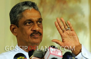 Field Marshal Sarath Fonseka Speaks About Mahinda Rajapaksa