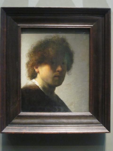 Rembrandt, Rijksmuseum, Amsterdam / SouvenirChronicles.blogspot.com