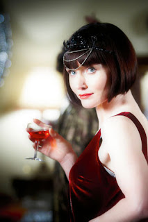 Miss Fisher is the lady detective star of the popular Phryne Fisher murder mysteries, created by author Kerry Greenwood.