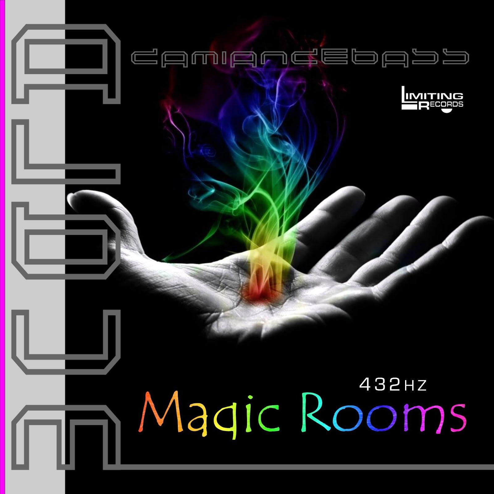 Magic Rooms The Album Meditation 432 HZ