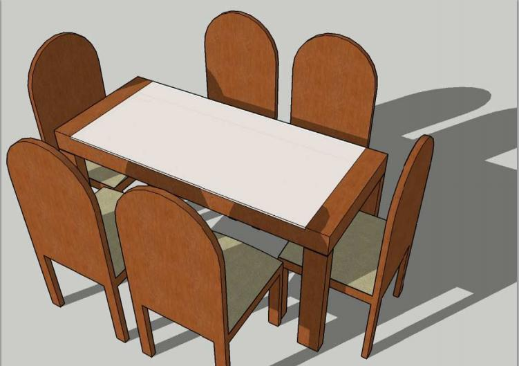 Dibujos de mesas y sillas imagui for Mesas de dibujo baratas