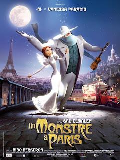 Ver Película Un Monstruo en París Online Gratis (2011)