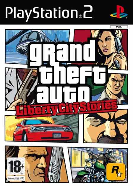 Grand Theft Auto Liberty City Stories – PS2