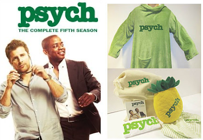 COMPLETED : Enter the SpoilerTV Psych Fan Pack and S5 DVD Giveaway