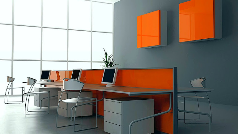 Interior Internet cafes
