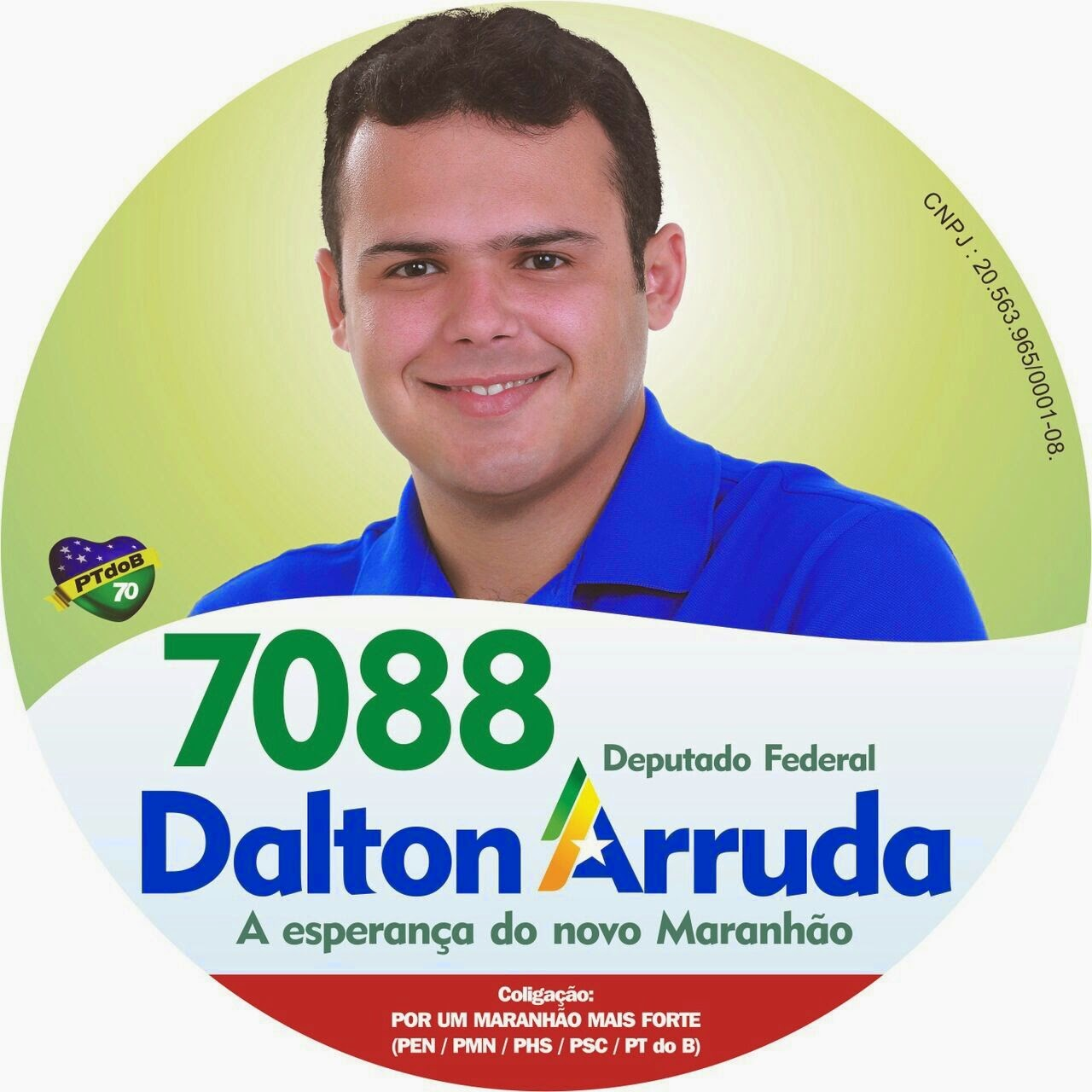 Federal é Dalton Arruda