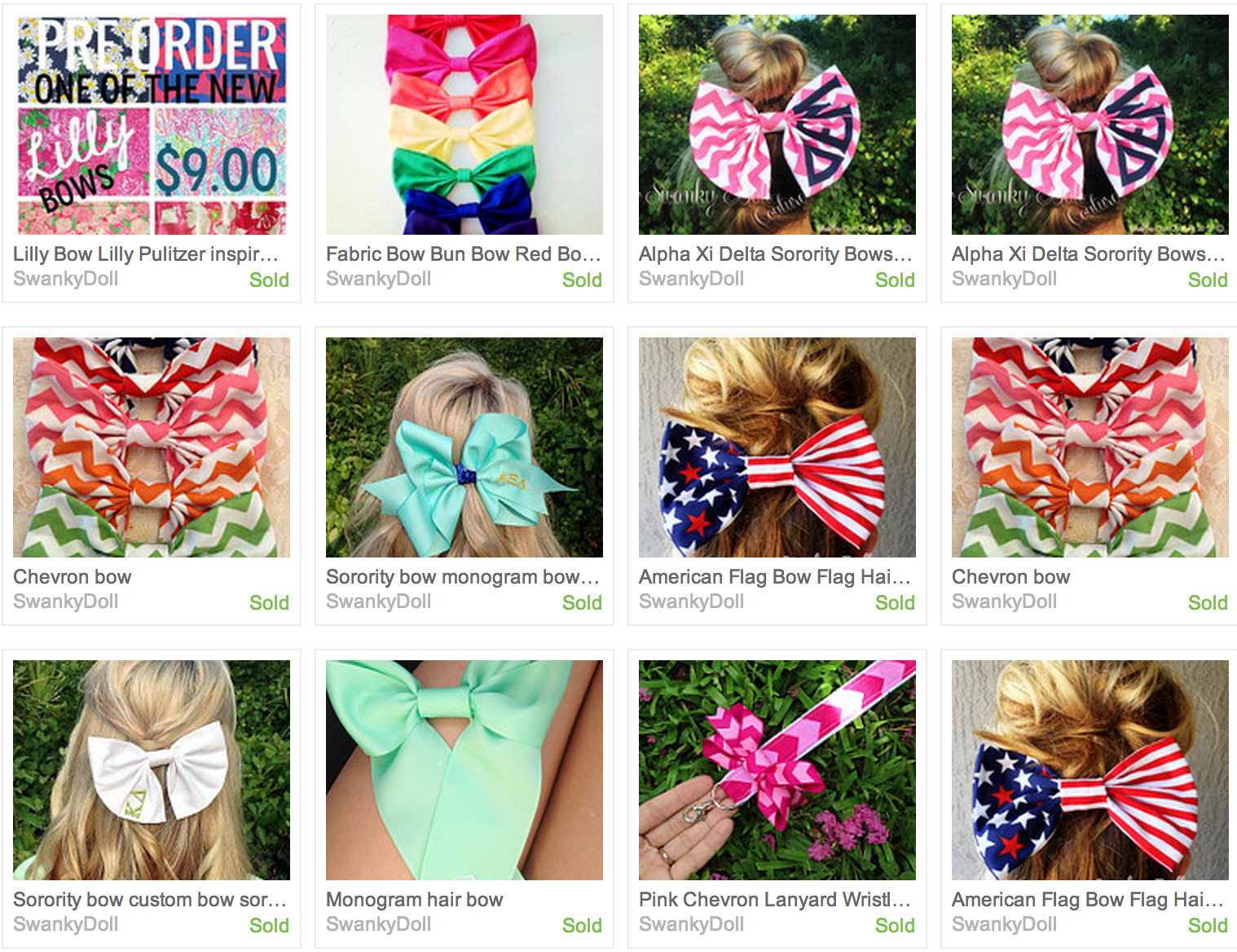 The sorority secrets my favorite online boutiques serena for Cute stuff for sale