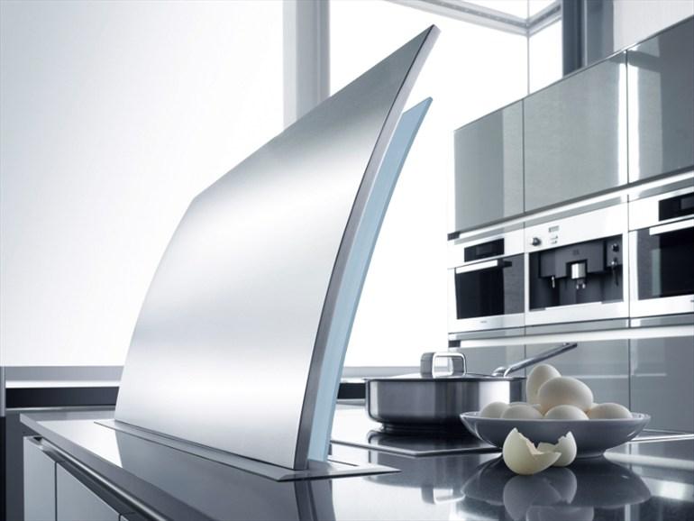 Cooking design art campanas decorativas cocina - Ruido extractor cocina ...
