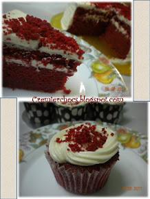 Red Velvet Cake & Cupcake