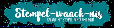 *Stempel-waack-nis Kreativ mit Stempel, Papier und Mehr by Sabine Waack*