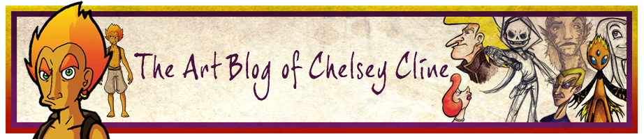 The Art Blog of Chelsey L. Cline