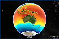 Australia Temperatures