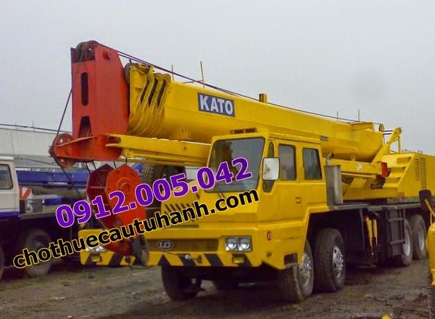 cẩu chuyên dùng 70 tấn giá rẻ tại Hà Nội