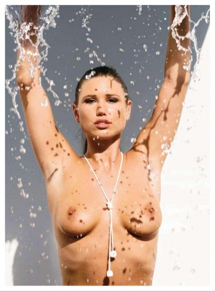burke nude Doris