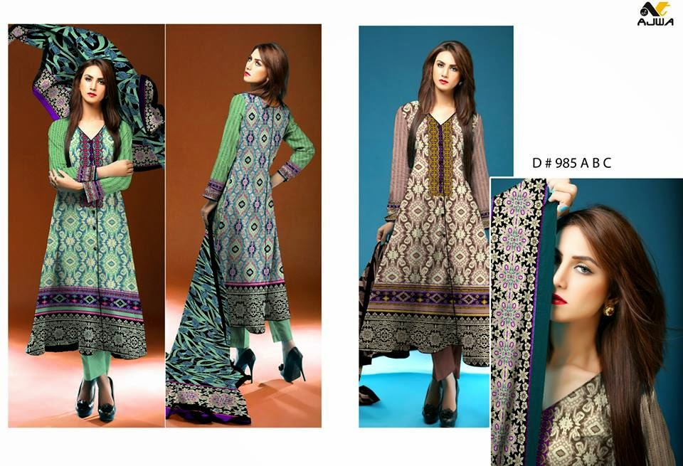 Ajwa-Spring-Summer-Chiffon-Lawn-Collection