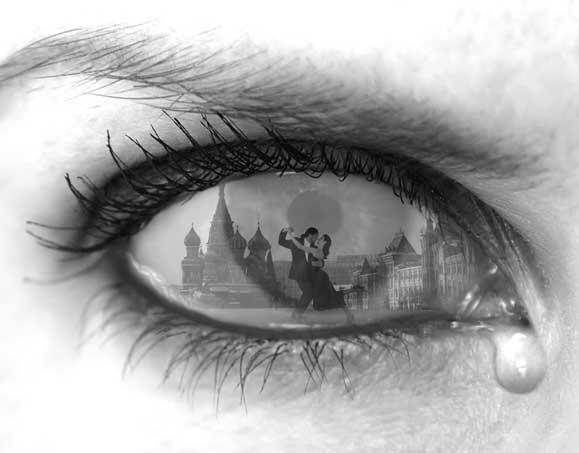 Eye Reflection Photoshop Hannah Ward: Photomont...