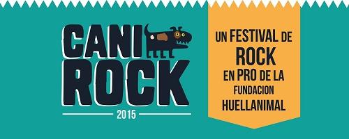 FESTIVAL CANIROCK 2015