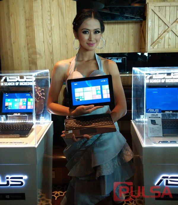 ASUS Transformer Book Chi Resmi Melenggang di Indonesia